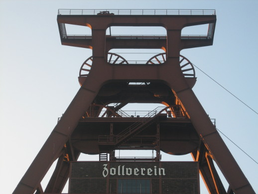 tower on Zollverein