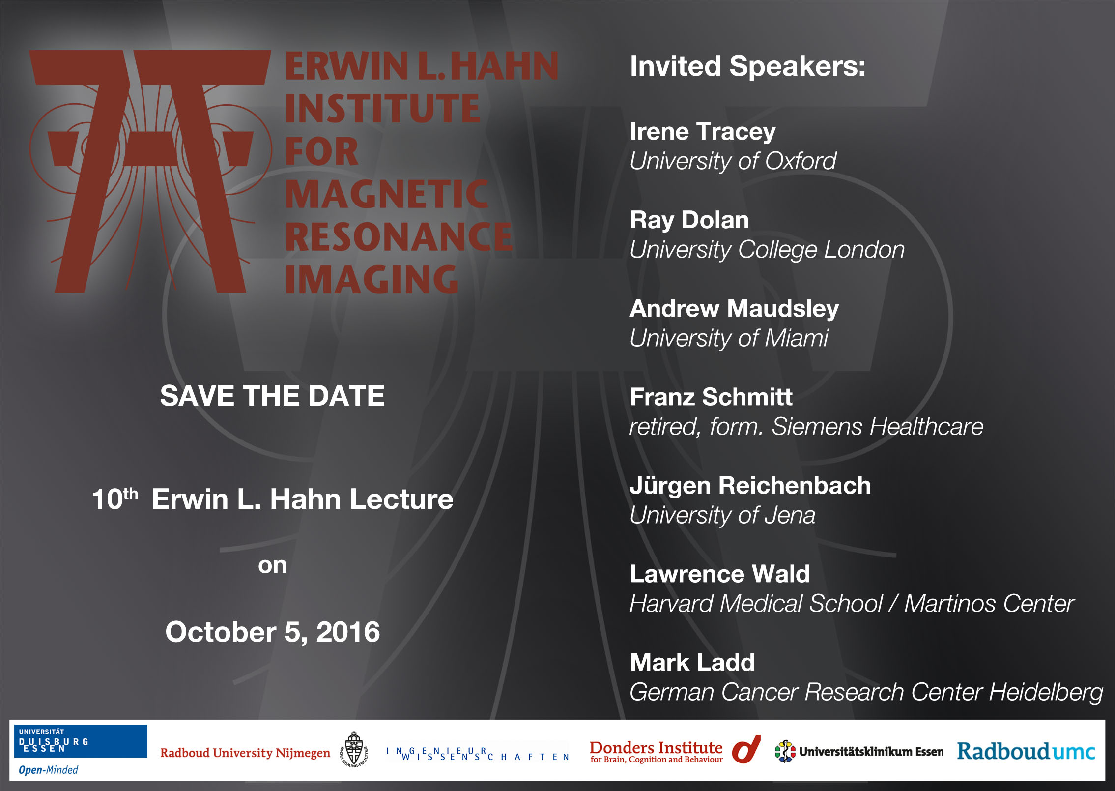 thumb 10th Erwin L. Hahn Lecture